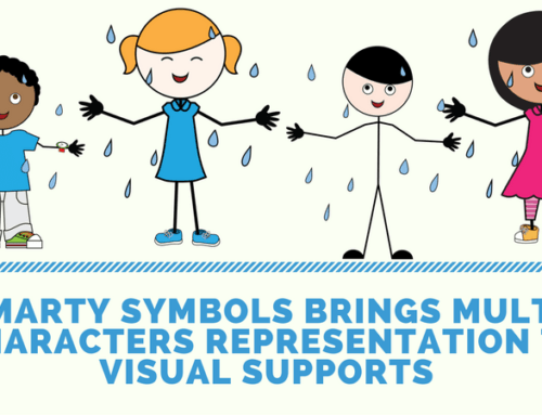 Smarty Symbols brings multi-characters representation to visual supports
