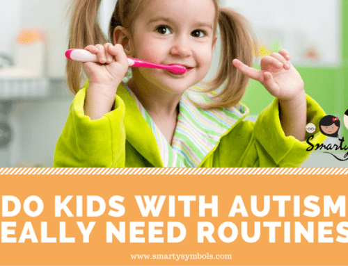 Do Kids With Autism Really Need Routines?