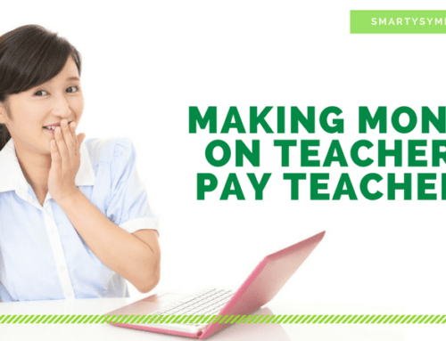 Tips for making money on Teachers Pay Teachers